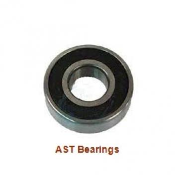 AST 5317ZZ angular contact ball bearings