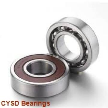 15 mm x 47 mm x 18 mm  15 mm x 47 mm x 18 mm  CYSD 10-1583 deep groove ball bearings