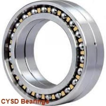 105 mm x 160 mm x 26 mm  105 mm x 160 mm x 26 mm  CYSD 6021-Z deep groove ball bearings