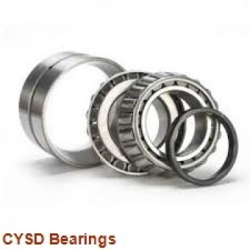 90 mm x 160 mm x 55 mm  90 mm x 160 mm x 55 mm  CYSD 33218 tapered roller bearings