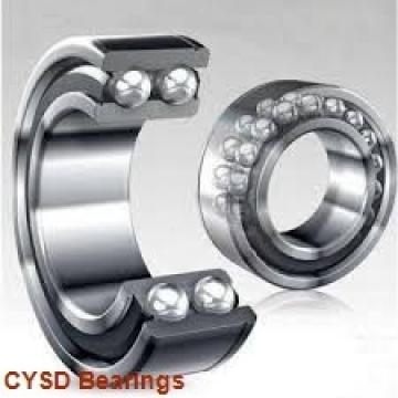 25 mm x 62 mm x 25,4 mm  25 mm x 62 mm x 25,4 mm  CYSD W6305-ZZ deep groove ball bearings