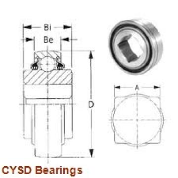50 mm x 80 mm x 16 mm  50 mm x 80 mm x 16 mm  CYSD 7010DB angular contact ball bearings