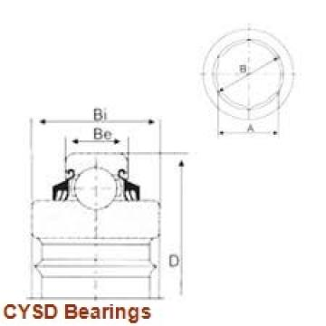 32 mm x 47 mm x 18 mm  32 mm x 47 mm x 18 mm  CYSD 46/32-1AC2RS angular contact ball bearings
