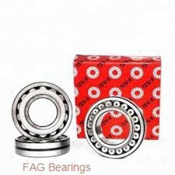 45 mm x 75 mm x 16 mm  45 mm x 75 mm x 16 mm  FAG HSS7009-E-T-P4S angular contact ball bearings