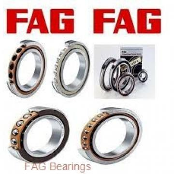 9 mm x 24 mm x 7 mm  9 mm x 24 mm x 7 mm  FAG 609-2Z deep groove ball bearings
